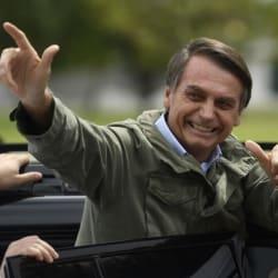 Brazil Elects Far-Right Authoritarian Jair Bolsonaro As