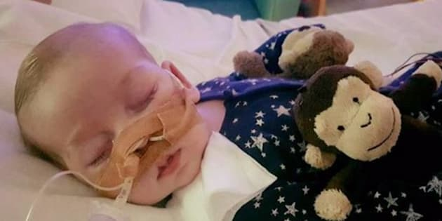 Charlie Gard's parents were hoping to take him to America to try a new treatment.