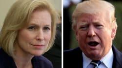 Trump Implies Female Senator Would Trade Sex For Campaign