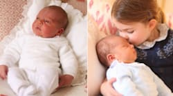 Prince Louis Teams Up With Big Sis Charlotte For 1st Official