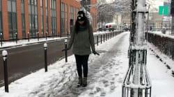 Neige et verglas à Paris: comment marcher sur les trottoirs