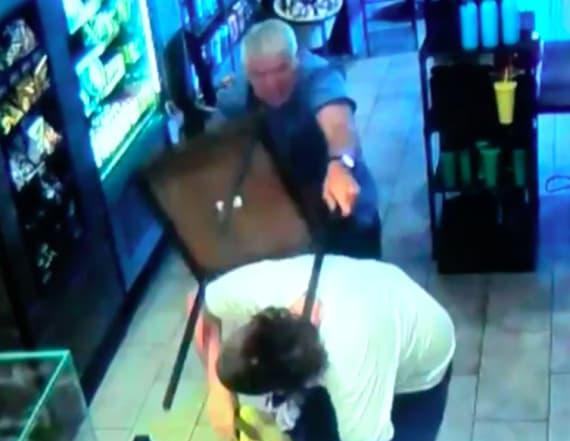 Robbery suspect plans to sue good Samaritan