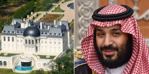 Ancora shopping di lusso per il principe saudita Mohammed bin Salman, è lui l