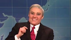 Gleeful Kate McKinnon Unleashes Her Inner Robert Mueller On