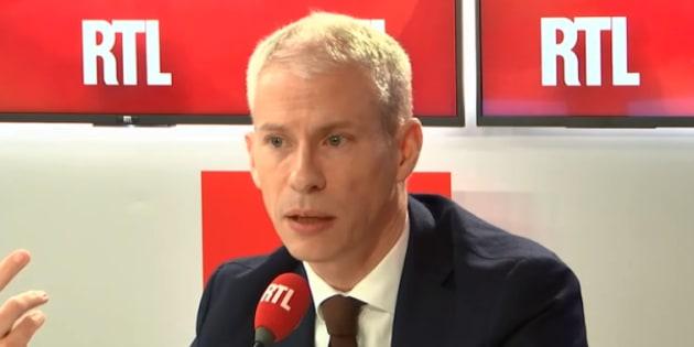 Franck Riester est revenu sur RTL sur les violences commises contre les journalistes depuis des semaines.