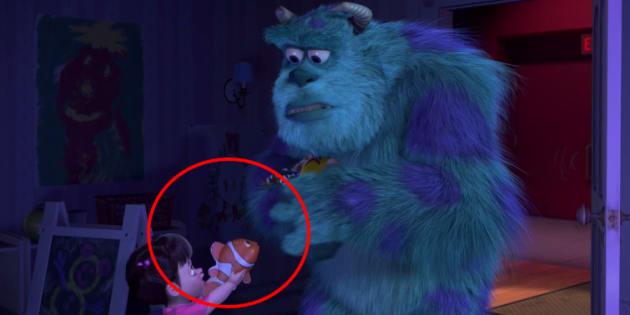 Tous les Pixar sont liés révèle Disney dans une vidéo.