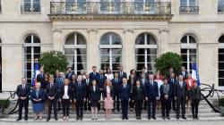 Découvrez la nouvelle photo de famille du gouvernement d'Edouard