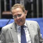 Renan quer comando do Senado com apoio do PT, mas sem oposição a
