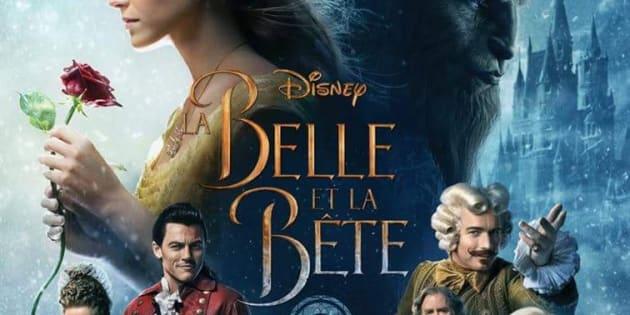 """Diffusé ce 23 février à 21h00 sur Canal+, le film de Bill Condon, """"La Belle et la Bête"""", est entré deux mois après sa sortie dans le top 10 """"de tous les temps"""" au box-office mondial avec plus de 1.22 milliard de dollars de recette."""
