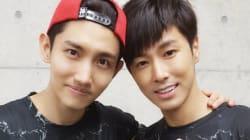 東方神起ユンホとチャンミン、Instagramの個人アカウントを開設したよ❤️