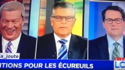 Luc Lavoie blague en disant vouloir chasser des séparatistes... puis
