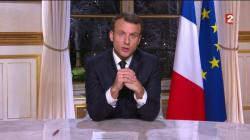 Macron assure que les