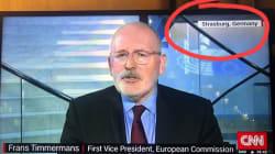 Pour CNN, Strasbourg est en