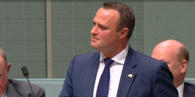 Diputado australiano pide la mano a su novio en el Parlamento