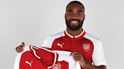 Lacazette transféré à Arsenal pour 60 millions