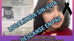 Encuentran sin vida a María del Rosario, estudiante de la FES