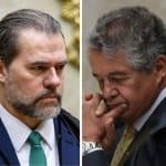 Toffoli suspende decisão de Marco Aurélio que poderia libertar
