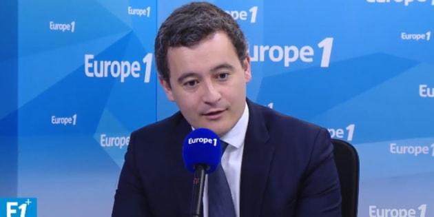 "Gérald Darmanin assure Nicolas Sarkozy ""de son affection""."