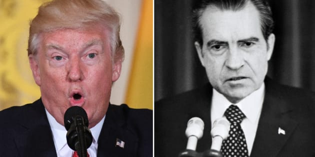 Ce qui rapproche et ce qui éloigne Donald Trump d'un nouveau Watergate
