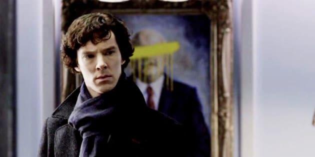 """Dans la série """"Sherlock"""", le détective a recours à une technique bien particulière pour améliorer sa mémoire. A tester pour réviser son bac de philo."""