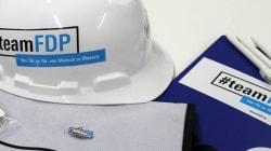 Avec #teamFDP, ce parti suisse fait rire les