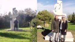 In piedi e in silenzio: Patti Smith omaggia Pasolini