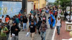 México solicita a la ONU su intervención para atender caravana