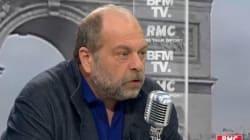Dupond-Moretti accuse Schiappa de