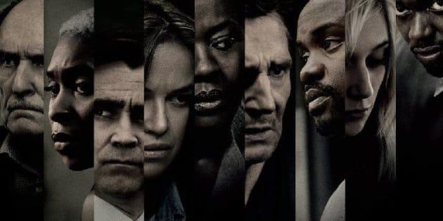 'As Viúvas' está em cartaz nos cinemas brasilerios.