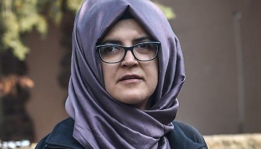 Jamal Khashoggi's Fiancée Put Under 24-Hour Police Protection In