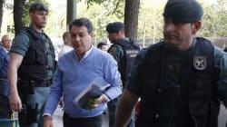 El juez concede a Ignacio González libertad bajo fianza de 400.000