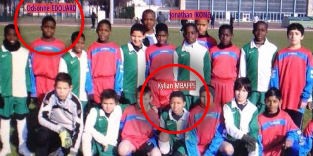 Celtic Glasgow/PSG: il y a huit ans, Kylian Mbappé affrontait déjà Odsonne Edouard. Ils avaient 11 ans!