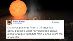As contas que os brasileiros estão fazendo com a descoberta dos 7 novos