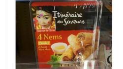 Intermarché interpellé sur ce packaging bourré de clichés sur les asiatiques, il nous promet de rectifier le