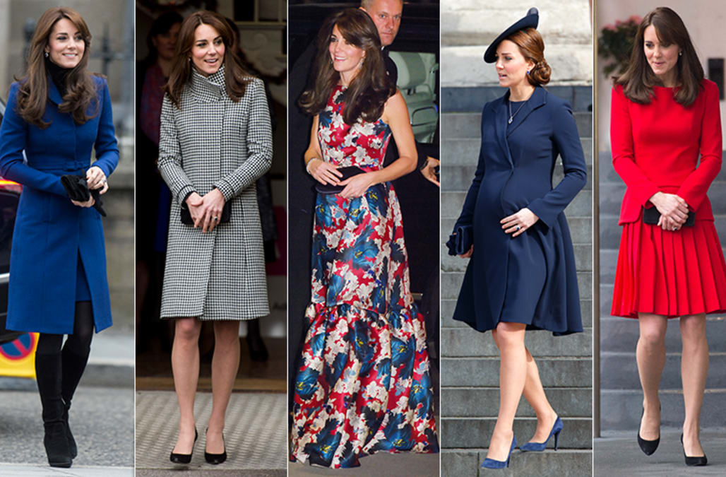2015 Wrap Up A Year Of Style With Kate Middleton Aol Lifestyle