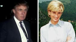Donald Trump's Comments About Princess Diana Will Definitely Give You The