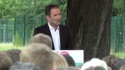 Benoît Hamon quitte le Parti
