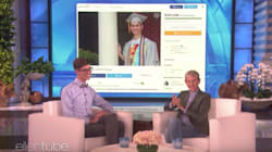 Ellen DeGeneres Gives Gay Valedictorian Rejected By Parents A Heartwarming