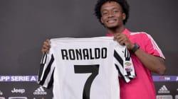 ¿Incomodando tan pronto? Cristiano Ronaldo se queda con el número 7... de