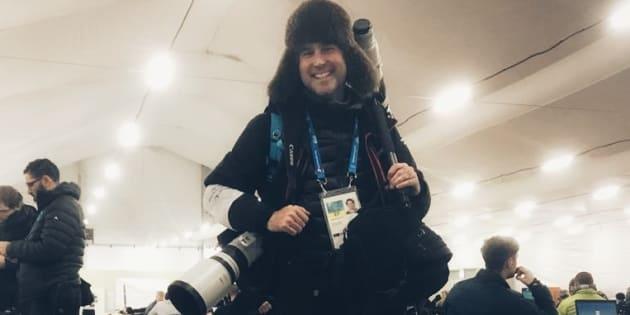 Être photographe sportif aux JO de Pyeonchang, une épreuve sans médaille