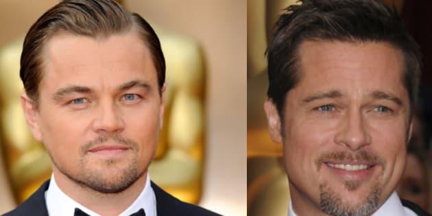 "Brad Pitt et Leonardo DiCaprio partageront l'affiche du prochain Tarantino intitulé ""Once Upon a time in Hollywood""."
