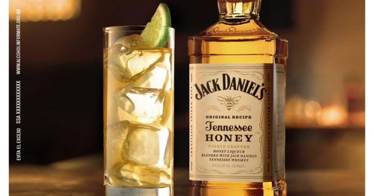Qué tienen en común el whiskey y la miel? ¡El Jack Daniel\'s ...