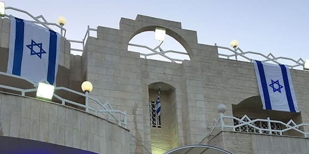Giordania. Accoltellato agente di sicurezza all'ambasciata israeliana