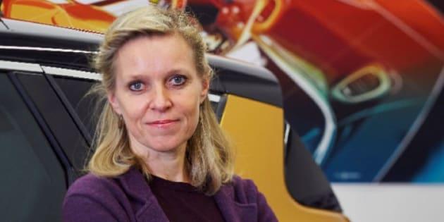 Une femme dans le design automobile, rien de plus normal, vraiment?