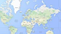 Google Maps ne ressemble plus à