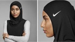 Le premier hijab pour le sport est maintenant