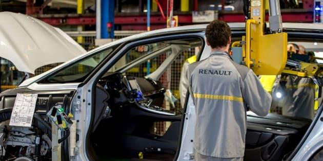 Attaque informatique: l'usine Renault de Douai à l'arrêt ce lundi