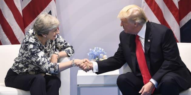 Donald Trump ira bien à Londres (mais on ne sait toujours pas quand)