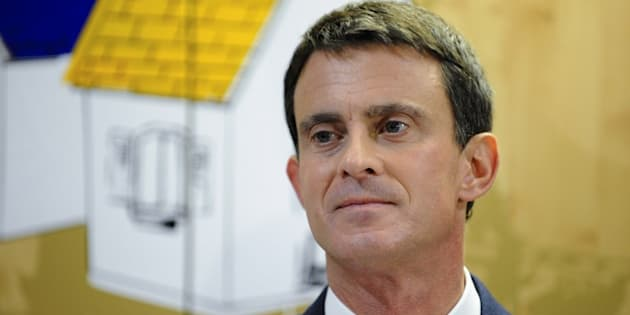 Manuel Valls annoncera sa candidature à la présidentielle 2017 en fin d'après-midi à Evry