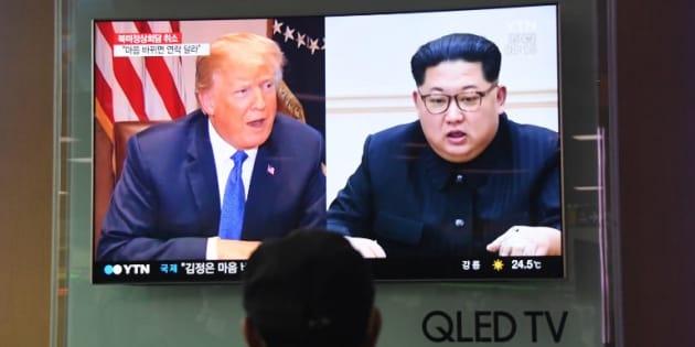 La réaction de la Corée du Nord à l'annulation du sommet sur le nucléaire montre que Trump a gagné son pari